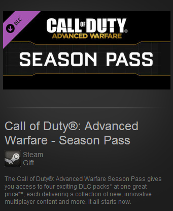 Call of Duty®: Advanced Warfare - Season Pass Gift