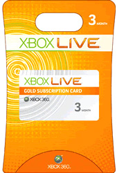 Xbox Live GOLD {3} months Any country + RUSSIA