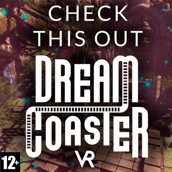 The digital version of the PC game. Dream Coaster VR