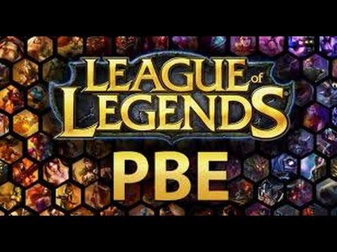 league of legends pbe download eu west