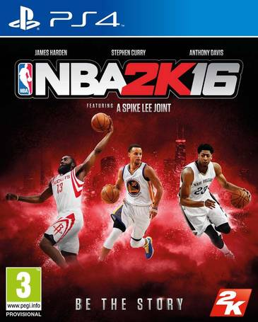 NBA 2K16 selling coins on the platform PS4 + BONUS