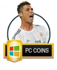 Selling coins FIFA 17 UT on the PC platform and BONUS