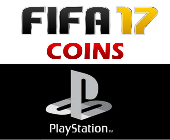 Selling coins FIFA 17 UT on the platform PS4 and BONUS