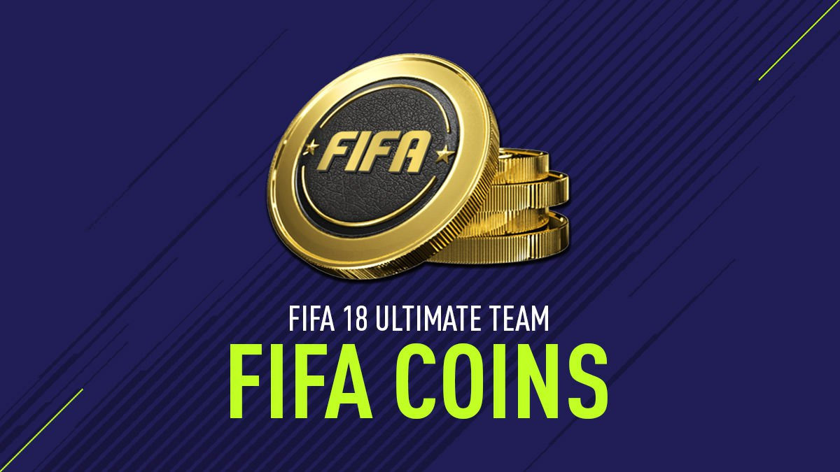 Sale of coins FIFA 18 UT on the platform PS4 and BONUS