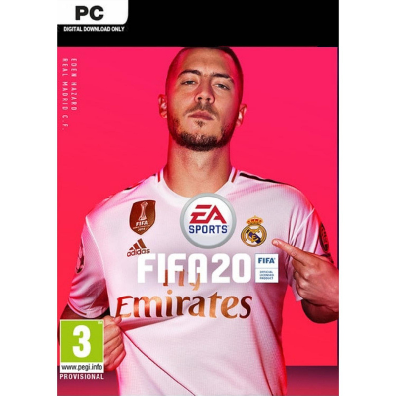 Sale of FIFA 20 UT coins on the PC platform and BONUS