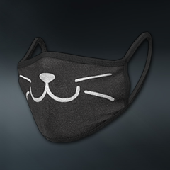 Buy now PUBG | CAT FACE MASK FACEIT SUMMIT [Region Free] and