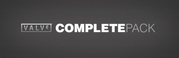 Купить Valve Complete Pack (22 игры)