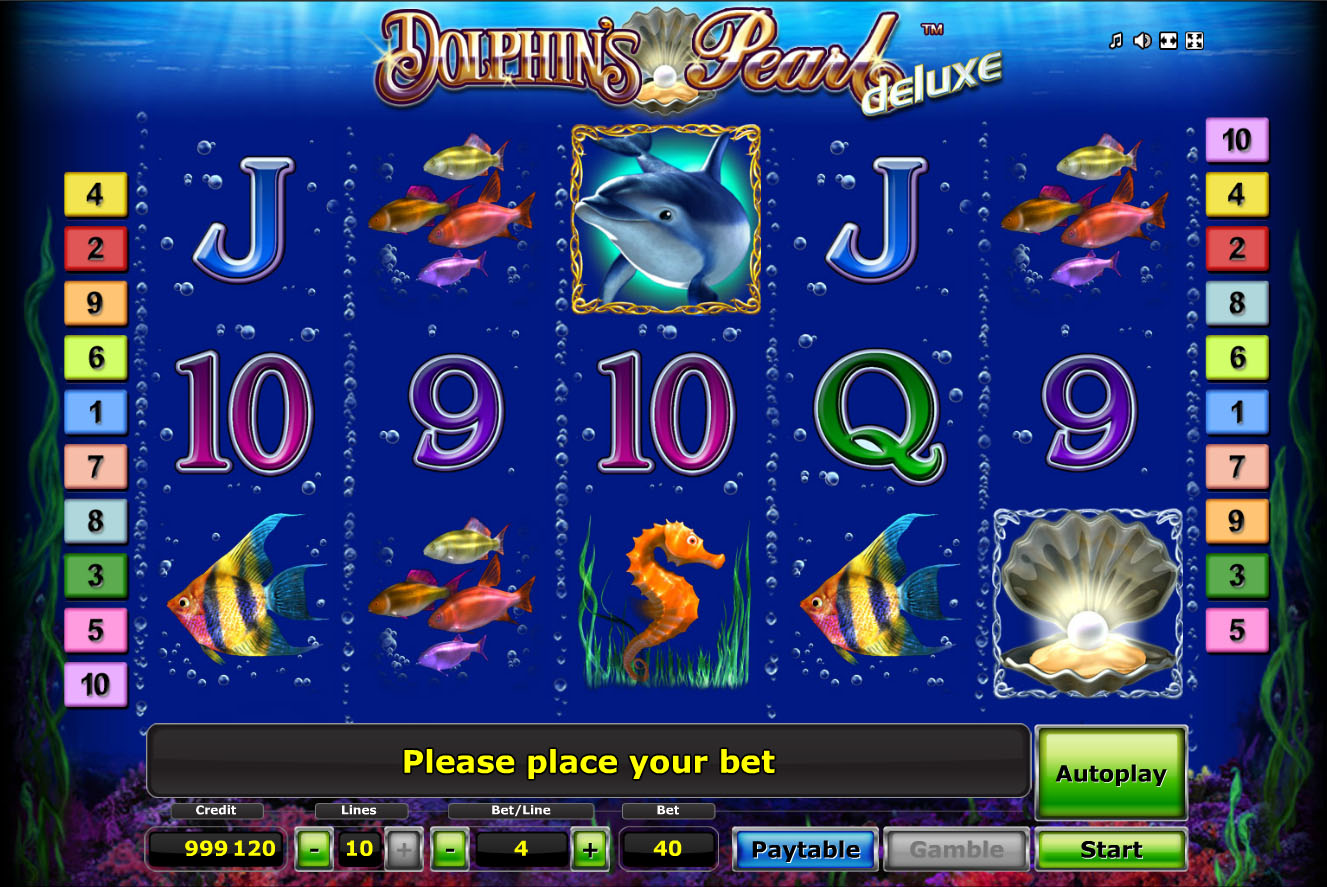 Dolphins Pearls Casino
