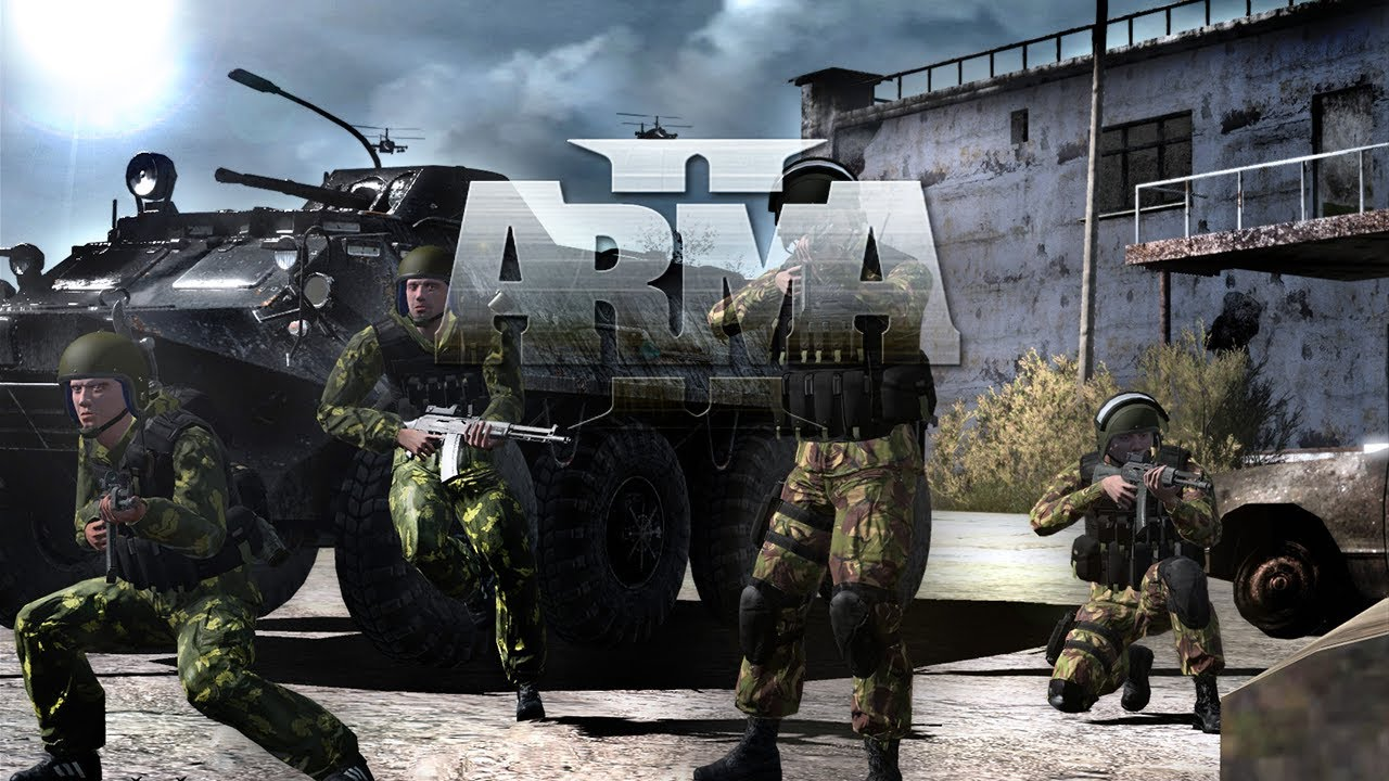 Купить ARMA II ( steam KEY) - ЛИЦЕНЗИЯ