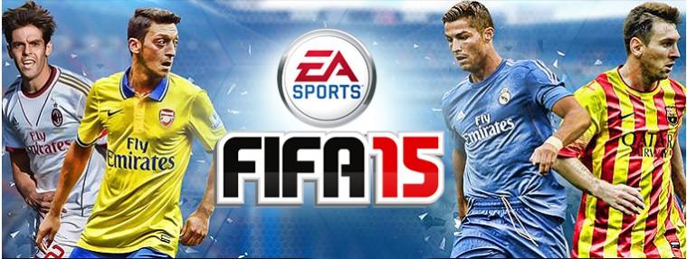 Купить FIFA 15 (Origin)RU +ПОДАРОК+ПРОМО-КОД