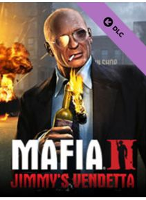 DLC Mafia 2 Jimmy´s Vendetta Key Steam GLOBAL