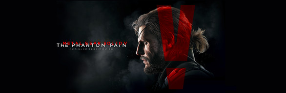 METAL GEAR SOLID V: THE PHANTOM PAIN/Steam KEy