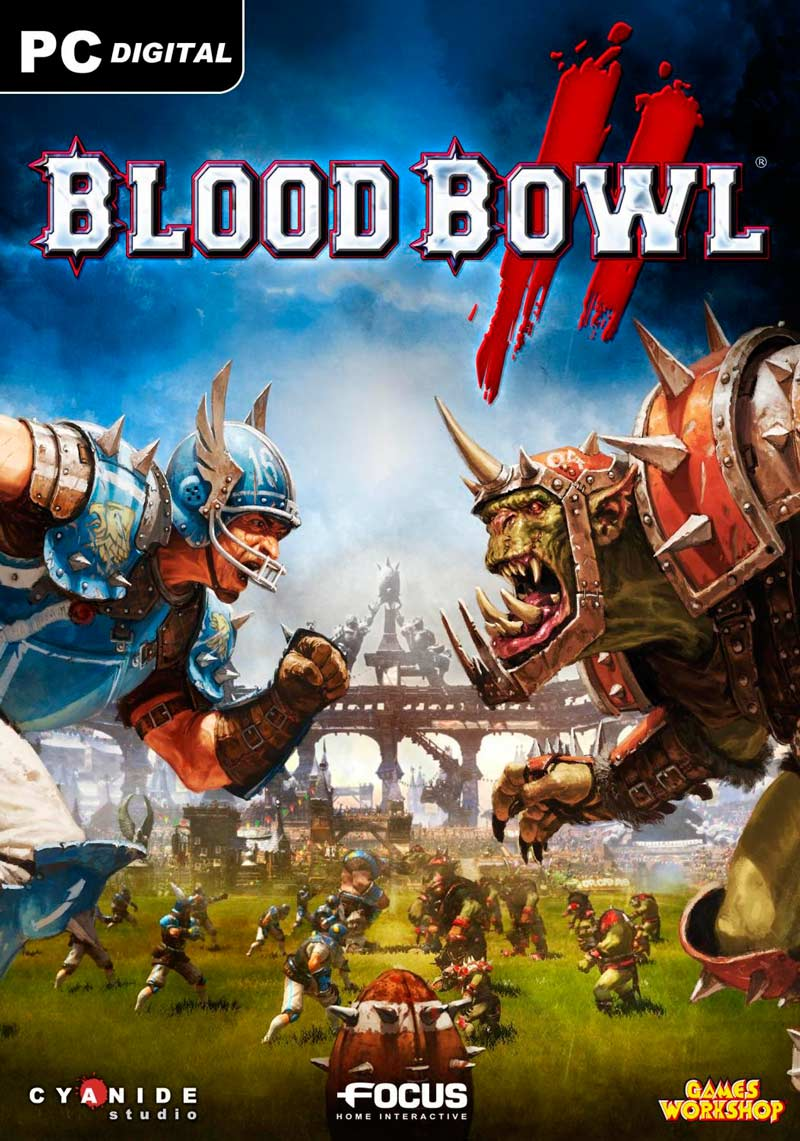 Blood Bowl 2  (Steam KEY)RU
