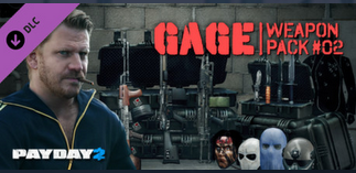 PAYDAY 2: Gage Weapon Pack #02 DLC (Steam gift /RU-CIS)