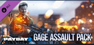 PAYDAY 2: Gage Assault Pack DLC (steam gift) ru DLC