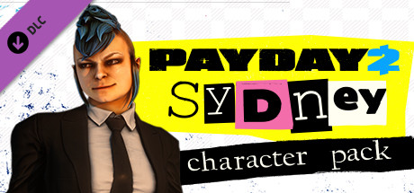 PAYDAY 2: Sydney Character Pack (DLC) STEAM GIFT/RU/CIS