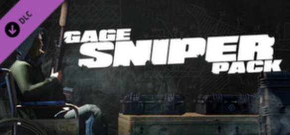 PAYDAY 2: Gage Sniper Pack (Steam Gift /RU)