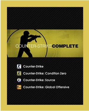 Counter-Strike Complete (Global Offensive)steam gift RU