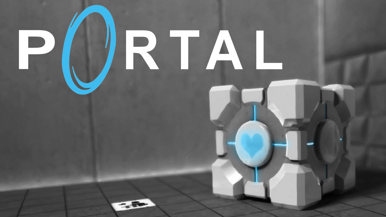 Portal+Portal 2  (Steam Gift RU + CIS)