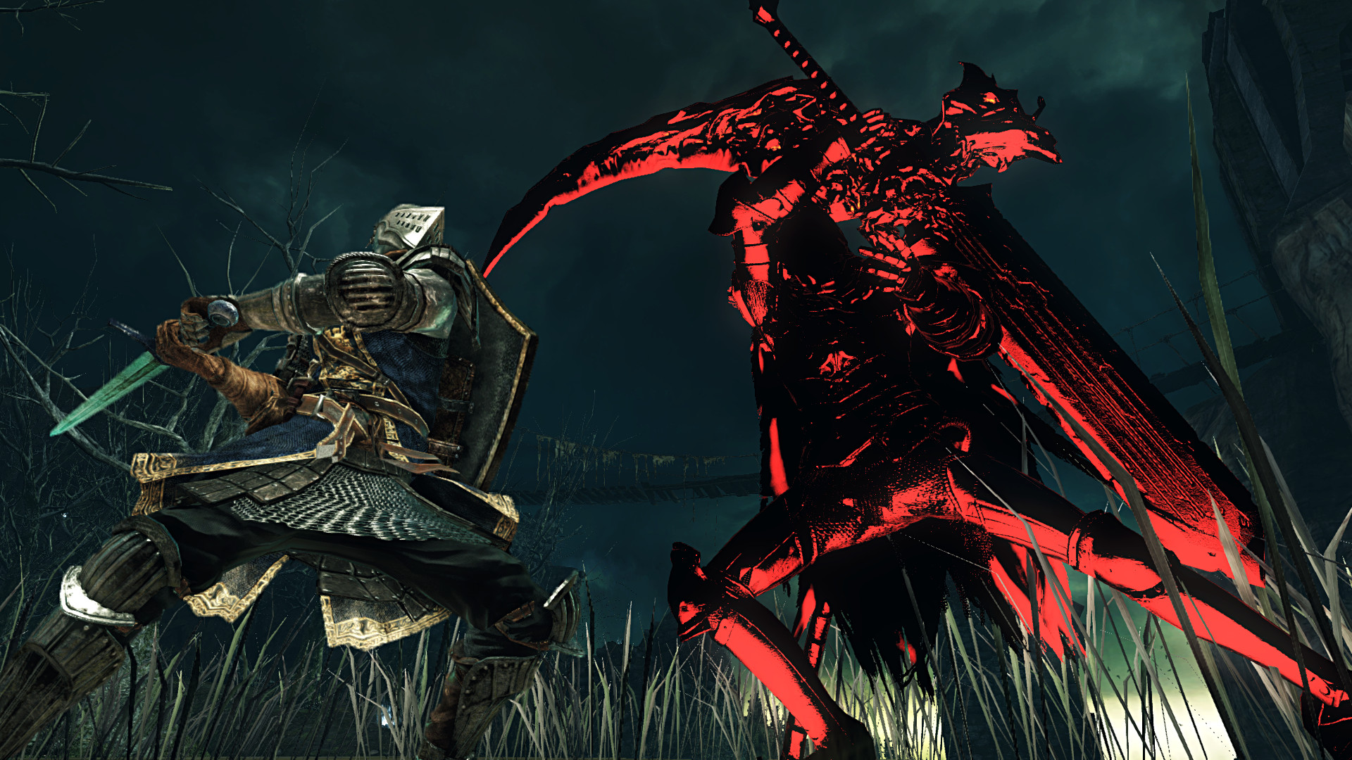DARK SOULS 2 II Scholar of the First Sin (Stеam KEY RU)