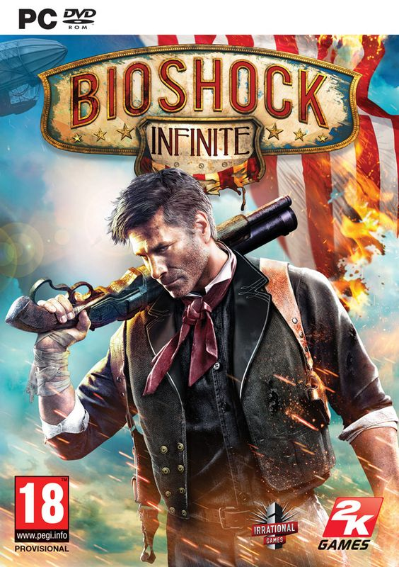 BioShock Infinite (Steam KEY)RU + ПОДАРОК