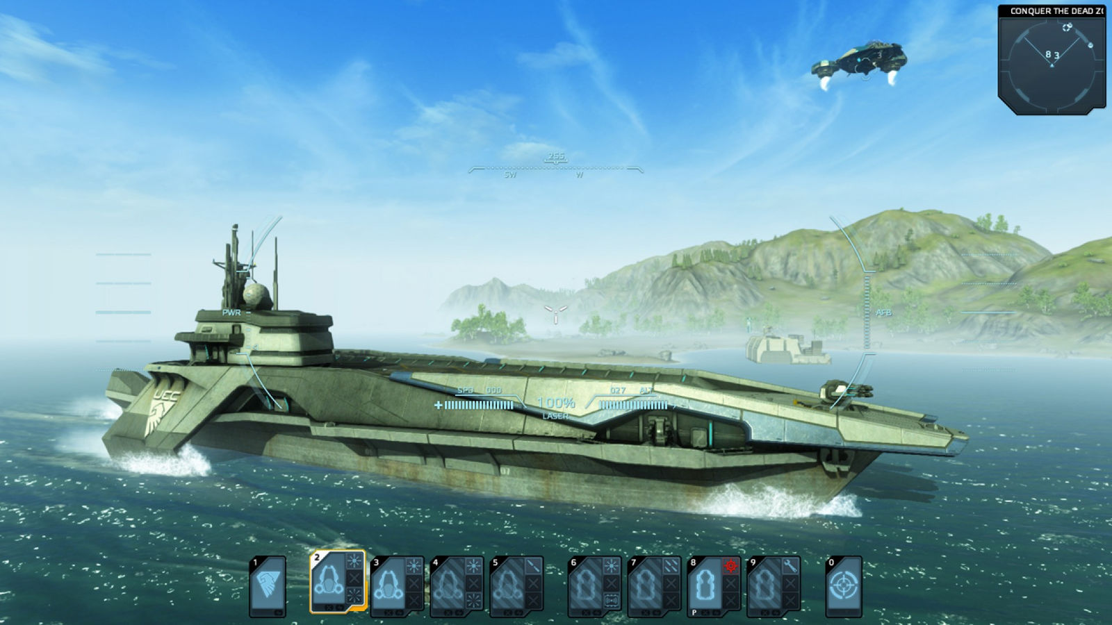 Carrier Command: Gaea Mission (Steam)RU