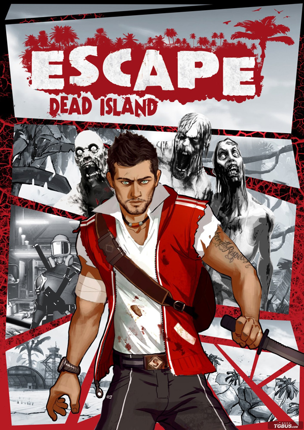 Escape Dead Island (steam key) RU