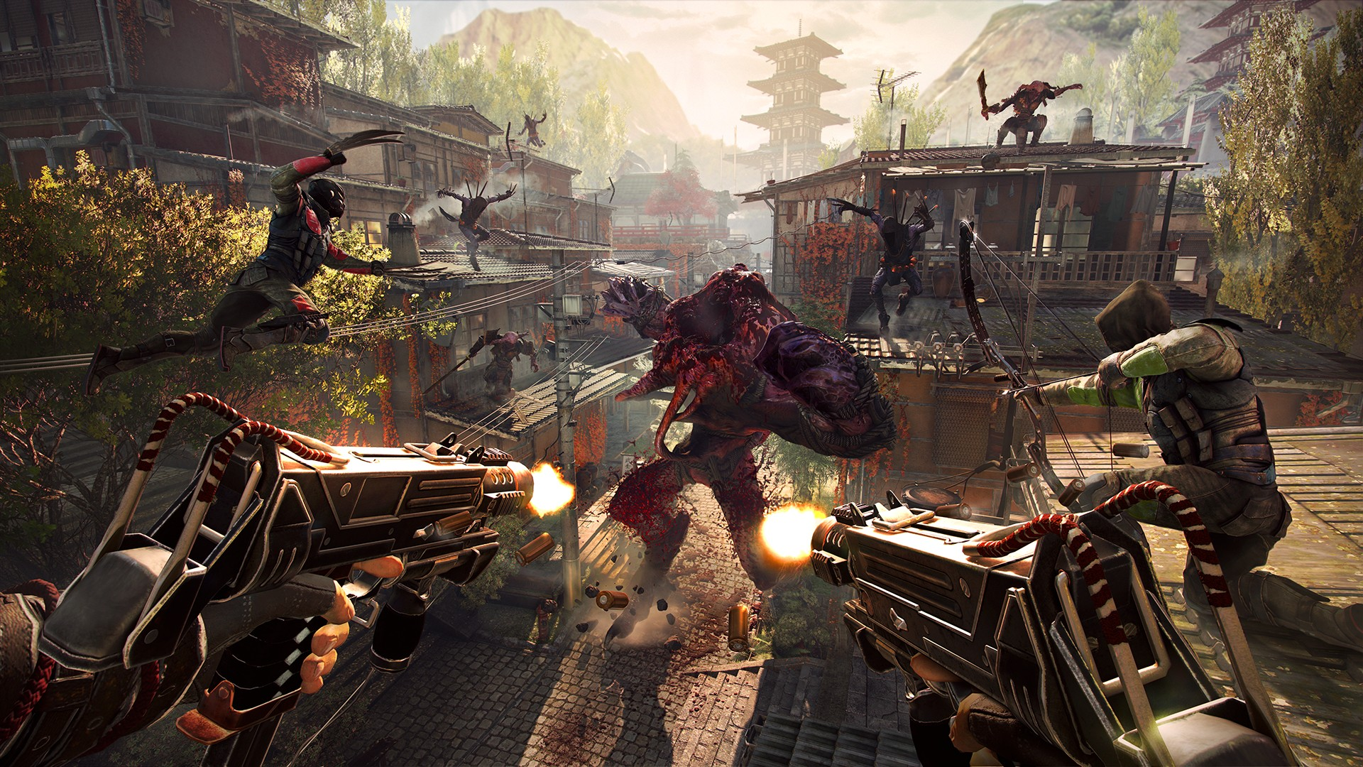 Shadow Warrior 2 [Steam| RU]Only for Russia