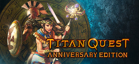 Titan Quest Anniversary Edition (Steam key RU)