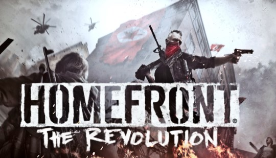 Homefront: The Revolution Steam key (RU+CIS)