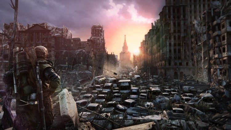 Metro: Last Light (Steam KEY)RU+CIS