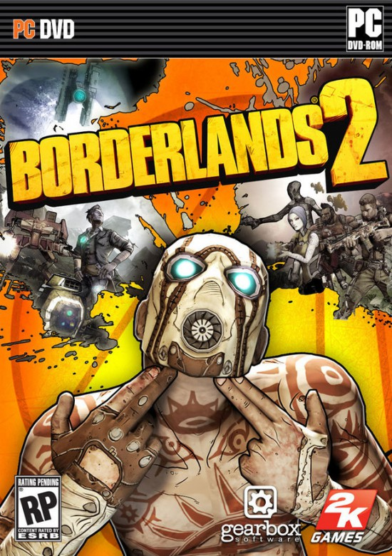 Borderlands 2 (SteamGIFT) RU+CIS