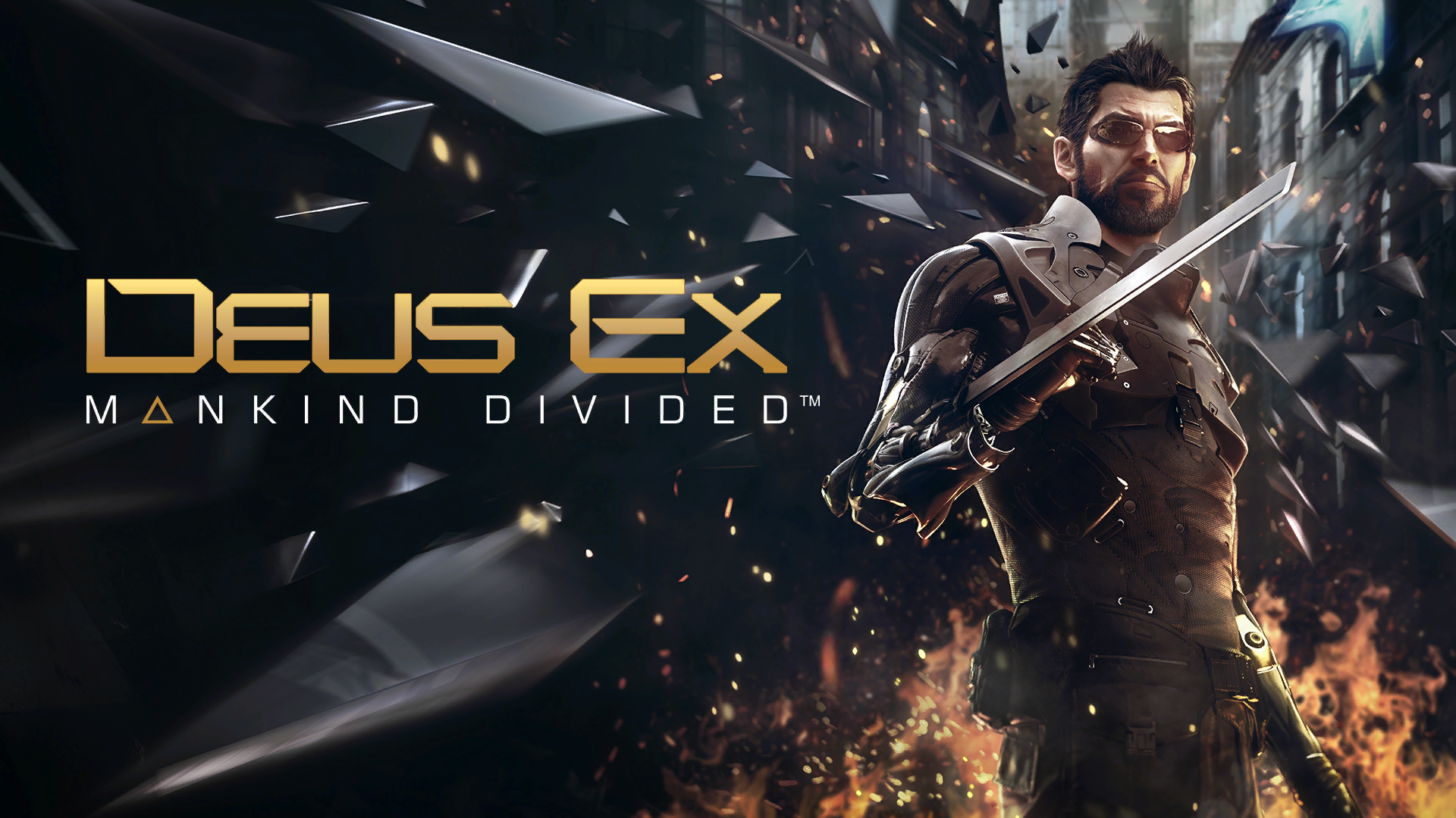 Deus Ex: Mankind Divided(steam key)RU+CIS