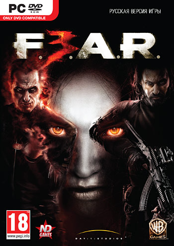 FEAR 3 (steam KEY)REGION FREE