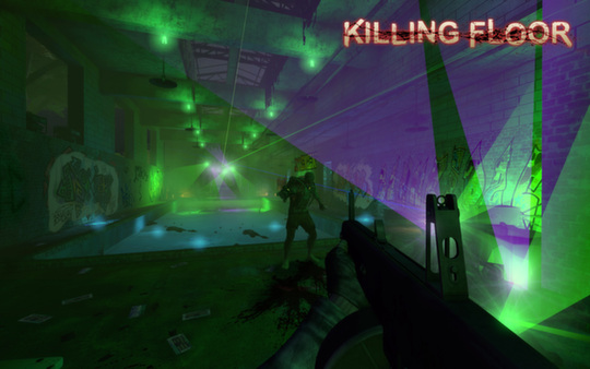 Killing Floor - STEAM KEY- Region Free / ROW / GLOBAL