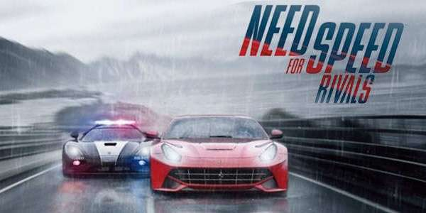 NEED FOR SPEED RIVALS /ORIGIN KEY