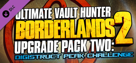 DLC Borderlands 2 Ultimate Vault Hunter Upgrade Pack 2