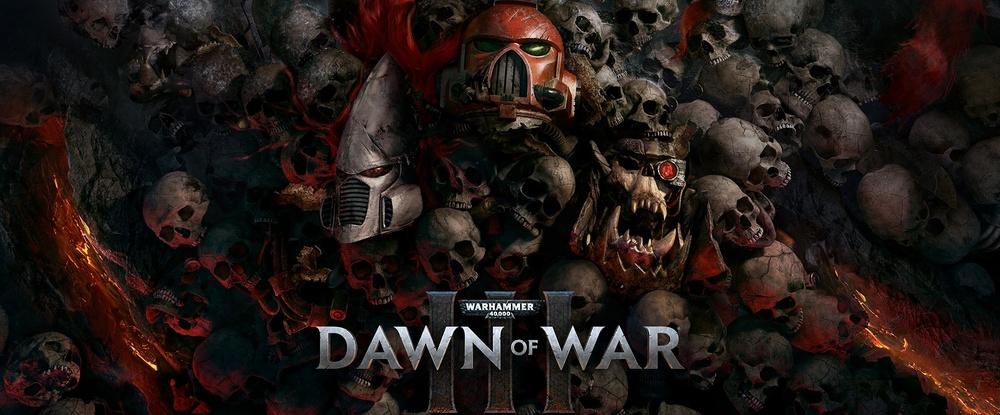 Warhammer 40,000: Dawn of War III [Steam Key\RU+CIS