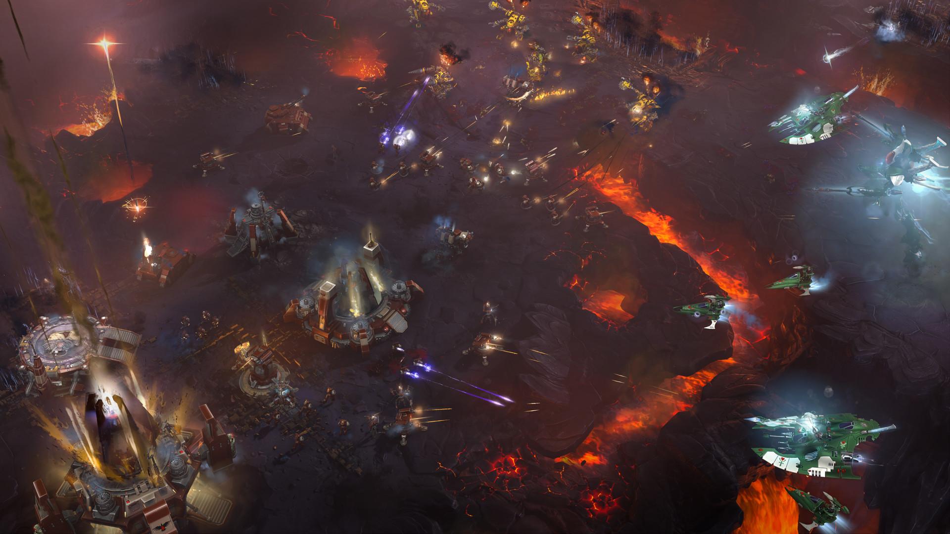 Warhammer 40,000: Dawn of War III [Steam Key\RU+CIS 2019