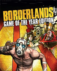Borderlands: Game of the Year (Steam key/ global)