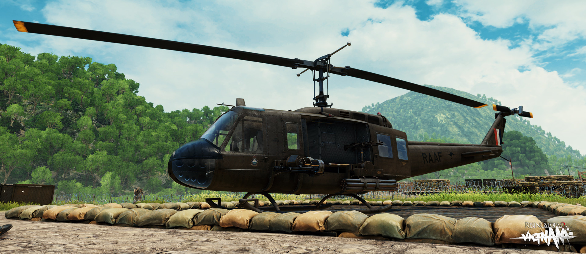 Rising Storm 2: Vietnam Deluxe [Steam\\Key]REGION FREE