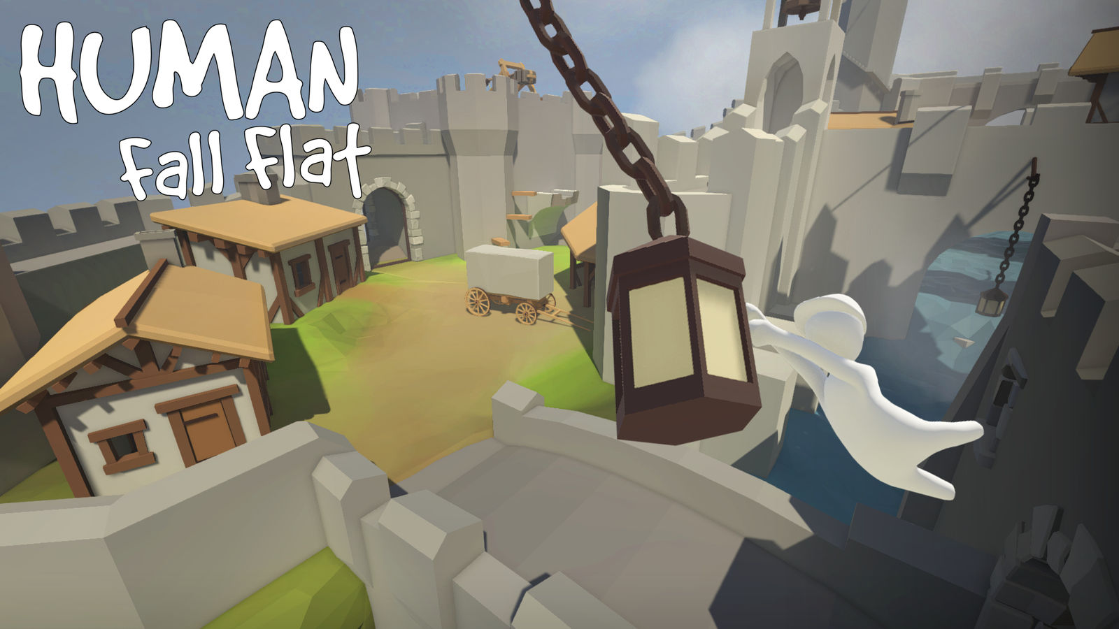 Human: Fall Flat (Steam)