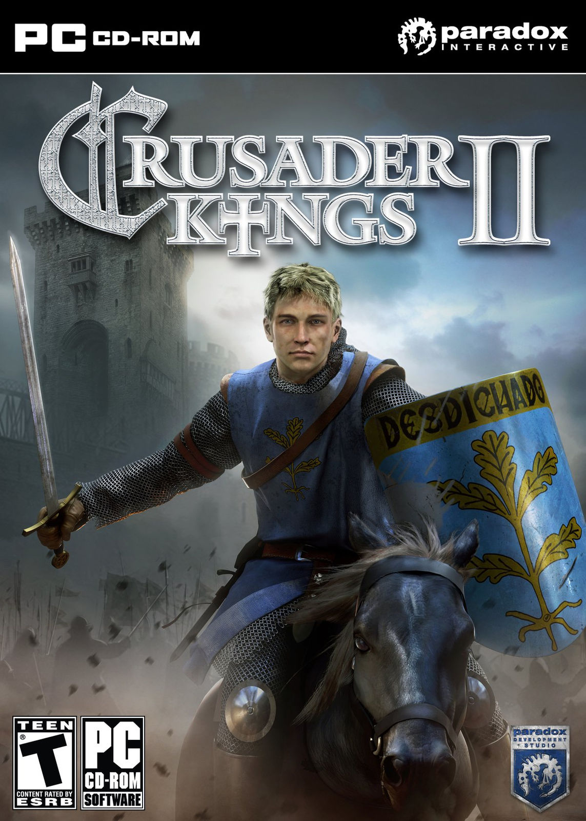 Crusader Kings II 2 (Steam) RU/CIS