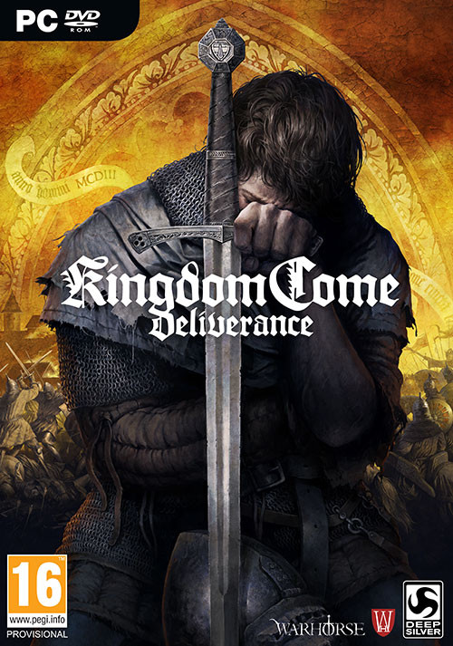 KINGDOM COME: DELIVERANCE (STEAM) РУССКАЯ ВЕРСИЯ