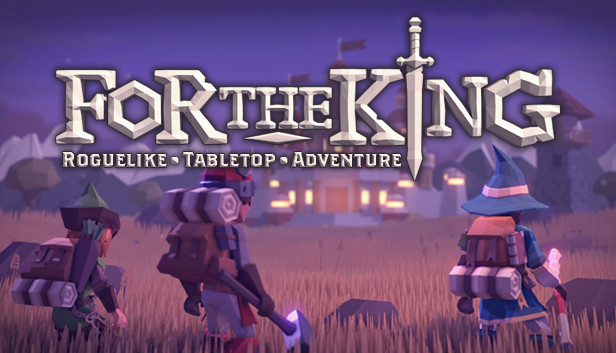 For The King / Steam Key / RU+CIS
