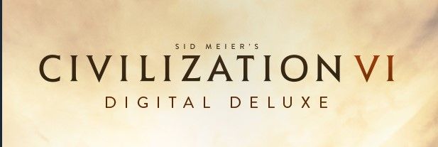 Sid Meiers Civilization VI 6: DELUXE EDITION STEAM