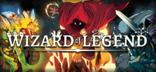 Wizard of Legend (STEAM KEY/REGION FREE) 2019
