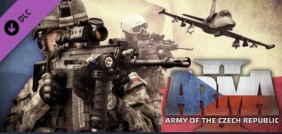 DLC Arma 2 Army of the Czech Republic /Steam Key/Global