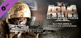 DLC Arma 2 British Armed Forces / Steam Key / Global