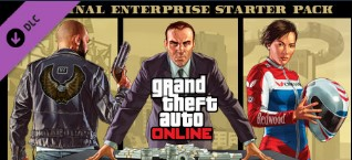 DLC GTA V Criminal Enterprise Starter Pack(Rockstar KEY